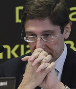 Jose Ignacio Goirigolzarri FUENTE El Confidencial