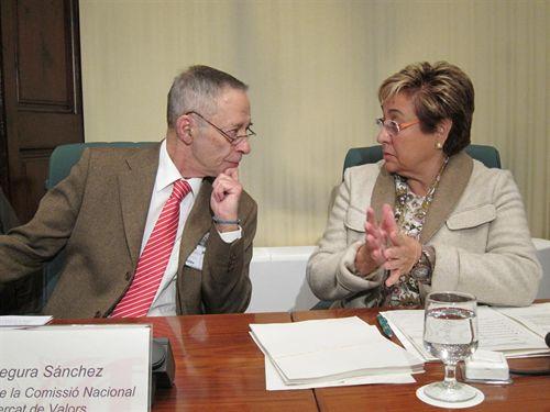 Julio Segura dice que la CNMV no podia evitar la venta de preferentes FUENTE Europa Press