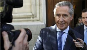 Miguel Blesa saliendo del juzgado, FUENTE DIARIO ABC