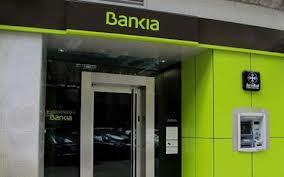 Oficina Bankia en Valencia