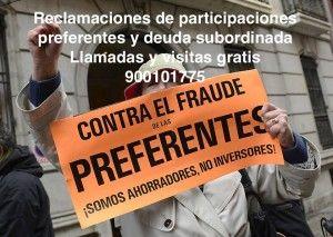 Arriaga Asociados, especialistas en preferentes, subordinadas y acciones bursatiles