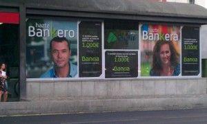 Campanya publicitaria de la salida a Bolsa de Bankia FUENTE Diario expansion.com