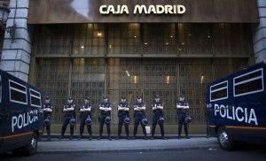 Edificio de Caja Madrid FUENTE Cinco Dias