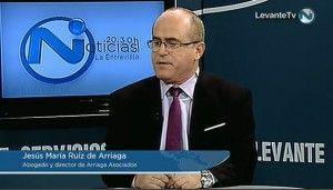 Jesus Maria Ruiz de Arriaga, socio director de Arriaga Asociados