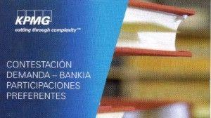 KPMG ha sido la consultora que ha dirigido el desastroso arbitraje de Bankia FUENTE  Diario.es