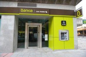 Oficina de Bankia en Madrid FUENTE banca15.com