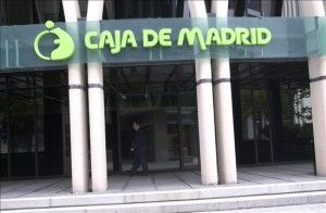 Sucursal de Caja Madrid Fuente Voz Populi
