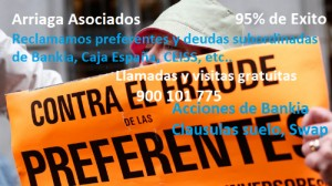 Bankia, Catalunya Banc y Nova Caixa Galicia colocaron preferentes y subordinadas por todas las provincias españolas