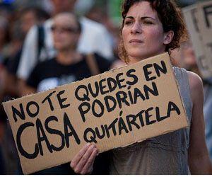 Las clausulas suelo ahogan la economia de muchas familias que acaban embargadas  FUENTE Cuba Debate