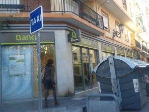 Oficina de Bankia en Valencia (1)