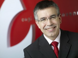 Agustin Markaide. Presidente de Eroski. FUENTE Grupo Eroski