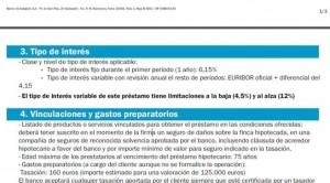 El Banco Sabadell sigue aplicando la clausula suelo en las hipotecas actuales FUENTE El Mundo