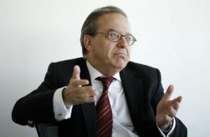 El director general-del FROB, Antonio Carrascosa FUENTE EFE