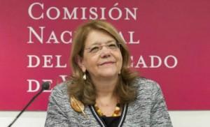 Elvira Rodriguez presidenta de la CNMV FOTO Fundsociety
