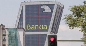 Sede central de Bankia en Madrid FUENTE Cadena SER