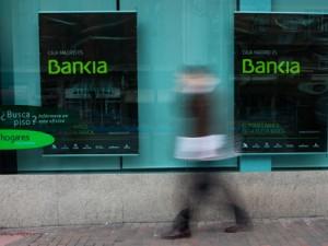 Sucursal de Bankia en Madrid FUENTE El Mundo