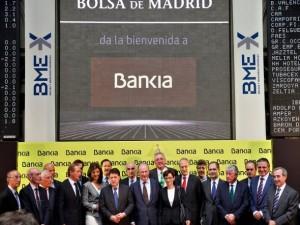 La CNMV, el FROB y el Ministerio de Economia no supervisaron las acciones de Bankia FUENTE Expansion.com