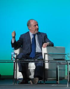 El ex ministro Rodrigo Rato fue uno de los responsables de la salida a Bolsa de Bankia FUENTE Flickr.com