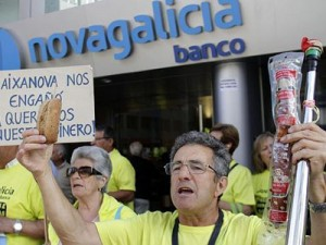 Los perjudicados por Novagalicia Banco es conveniente que acudan a la via judicial FUENTE diariopublico.es