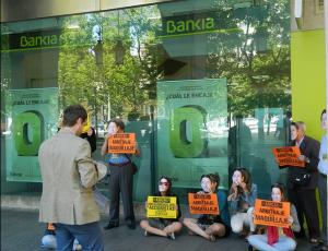 Segun los analistas bursatiles, Bankia tendra una mejora de su beneficio por accion superior al 6 por cien FUENTE Flickr.com