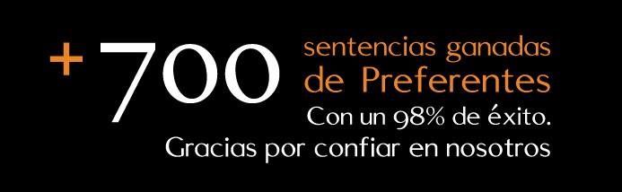Arriaga Asociados ya ha superado las 700 sentencias ganadas por preferentes y subordinadas FUENTE arriagaasociados.com