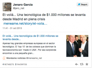 Tuit Jenaro Garcia 1 FUENTE Twitter Jenaro Garcia