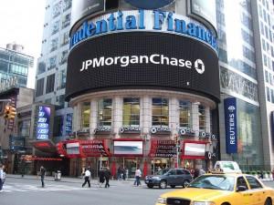 JP Morgan fue sancionado por ofrecer productos no convenientes a sus clientes, en Espana los bancos no han sido castigados FUENTE Flickr.com