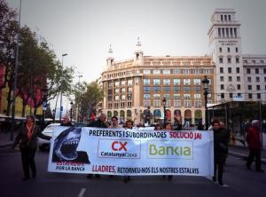 Los titulares de preferentes de Catalunya Caixa sufrieron una rebaja del 61 por cien del valor FUENTE Flickr.com