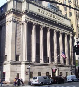 Poco sabemos de Gotham City Research, excepto que tiene su sede en New York FUENTE en.wikipedia.org