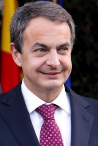 Jose Luis Rodriguez Zapatero dijo que en la salida a Bolsa de Bankia habia mucho en juego FUENTE en.wikipedia.org