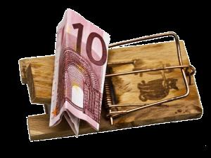 Los accionistas de Bankia han perdido un 99,64 por cien del dinero invertido FUENTE pixabay.com