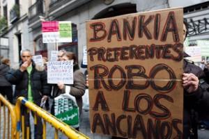 Las entidades necesitaban dinero y vendieron preferentes a sus clientes FUENTE flickr.com