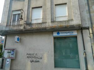 Novagalicia determino la peligrosidad de las preferentes  pero hacia firmar los contratos FUENTE commons.wikimedia.org