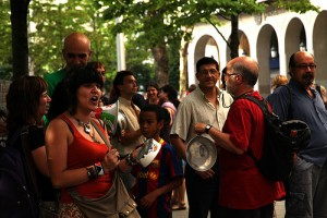 Las preferentes, las acciones, los desahucios y la falsedad de las cuentas de bankia han irritado a la sociedad espanola FUENTE flickr.com