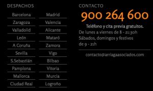En Arriaga Asociados sabemos como ayudarle a recuperar todo el dinero que invirtio en acciones de Bankia FUENTE arriagaasociados.com
