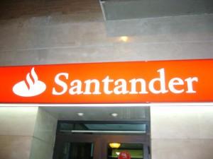 El canje de Valores Santander por acciones genero perdidas del 55 por cien entre los afectados FUENTE zh.wikipedia.org