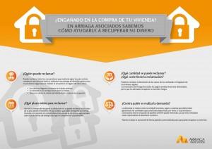 La reclamacion judicial contra el banco por una vivienda no construida ni entregada ha de contar con todas las garantias legales FUENTE arriagaasociados.com