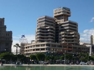 El despacho de Arriaga Asociados en Tenerife se encuentra en el edificio Olympo FUENTE wikimapia.org