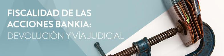 Fiscalidad de las acciones de Bankia