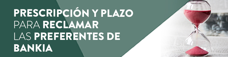 Participaciones Preferentes Bankia