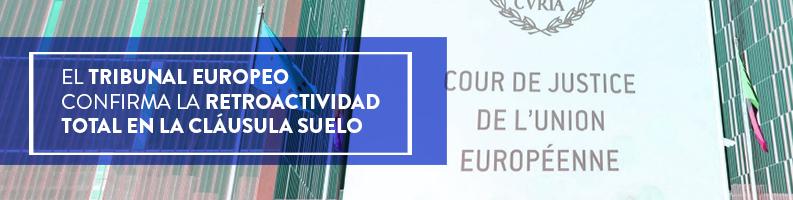 Si eres un afectado por la cláusula suelo, conoce qué hacer tras la sentencia del Tribunal Europeo sobre el tema. Toda la información, en el blog.