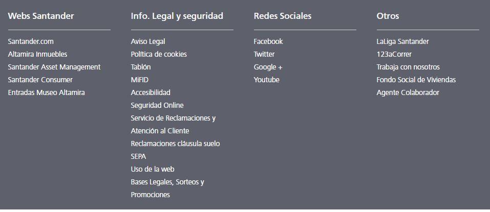 cláusula suelo Banco Santander