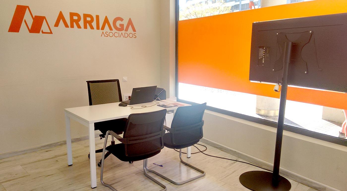 oficina arriaga asociados zaragoza
