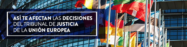 jurisprudencia tribunal justicia union europea