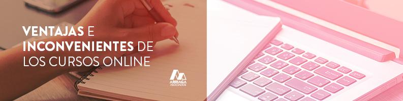 ventajas de los cursos online