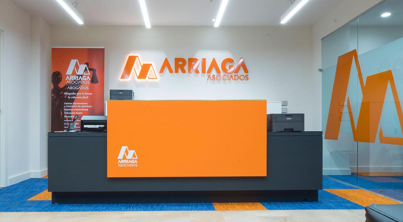 oficina arriaga asociados tarragona
