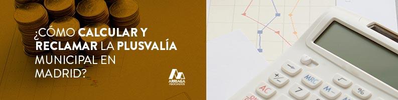 La Plusvalía Municipal en Madrid: Calcula y Reclama