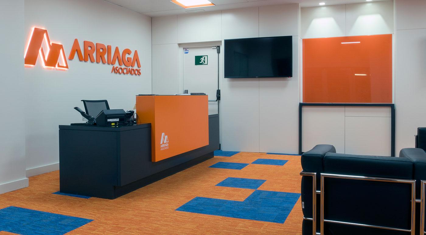 oficina arriaga asociados barcelona diagonal