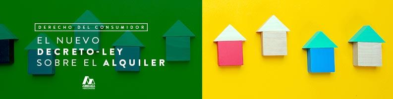 El Nuevo Real Decreto sobre el Alquiler | Arriaga Asociados